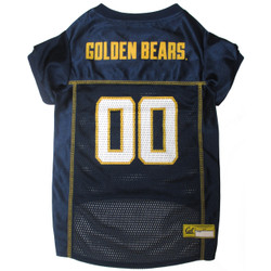 Cal Berkeley Football Dog Jersey