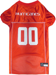 Miami University Football Dog Jersey
