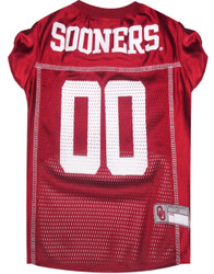 Oklahoma Football Dog Jersey