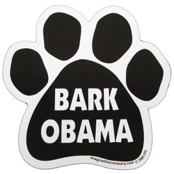 Bark Obama Paw Magnet