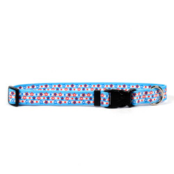 Stars and Stripes Break Away Cat Collar