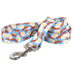 Bacon And Eggs Dog Dog Leash
