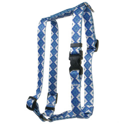 Aztec Storm Roman Style H Dog Harness