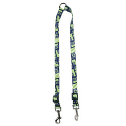 12th Dog Flags Coupler Dog Leash