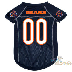 Chicago Bears NFL Football Dog Jersey - CLEARANCE