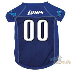 Detroit Lions NFL Football Dog Jersey - CLEARANCE