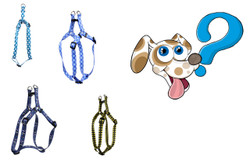 Grab Bag Step In Dog Harness  - Made in the USA