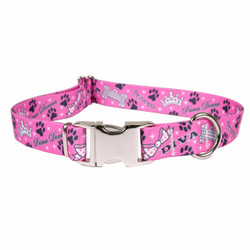Diva Dog Premium Metal Buckle Dog Collar