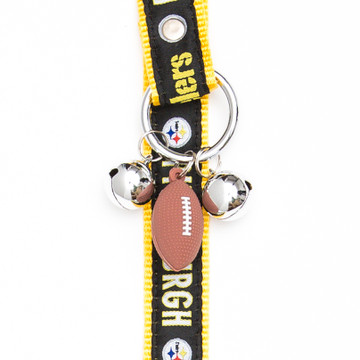 Pittsburgh Steelers Pet Potty Training Bells