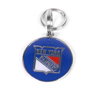 New York Rangers NHL Dog Tags With Custom Engraving
