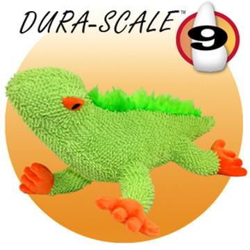 Link The Lizard Microfiber Dog Toy
