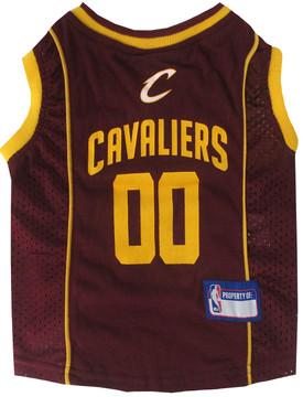 Cleveland Cavaliers Mesh Pet Jersey