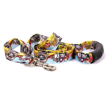Pirate Booty EZ-Grip Dog Leash