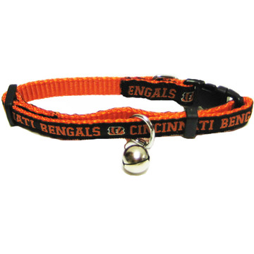 Cincinnati Bengals CAT Collar