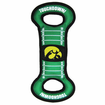 Iowa   Football NCAA Field Tug Toy