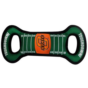 Oklahoma State Football NCAA Field Tug Toy