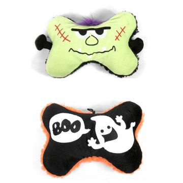 Halloween Squeaker Dog Toy 2 Pack