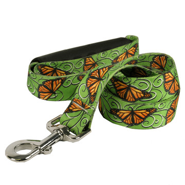 Monarch Swirl EZ-Grip Dog Leash