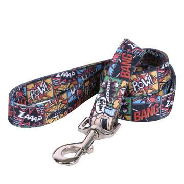 Vintage Comics Dog Leash