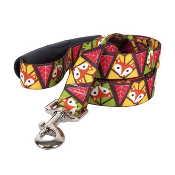 Fall Fox EZ-Grip Dog Leash