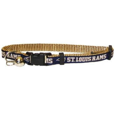 St. Louis Rams CAT Collar