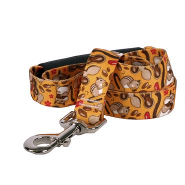 Chipmunks EZ-Grip Dog Leash