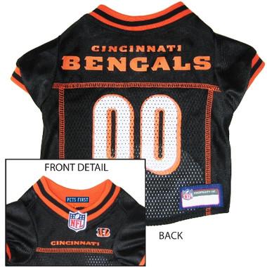 Cincinnati Bengals NFL Football ULTRA Pet Jersey