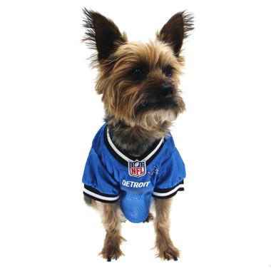lions dog jersey