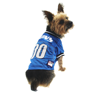 Detroit Lions NFL Football ULTRA Pet Jersey