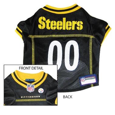 Pittsburgh Steelers NFL Football ULTRA Pet Jersey