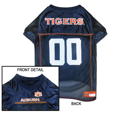 Auburn Football Pet Jersey