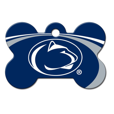 Penn State Nittany Lions Engraved Pet ID Tag