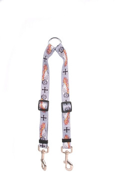 Biker Tattoo Coupler Dog Leash
