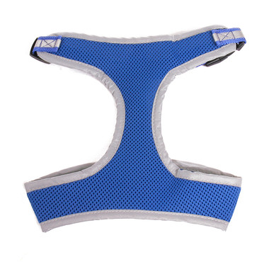 Personalized Embroidered Soft Mesh Dog Harness