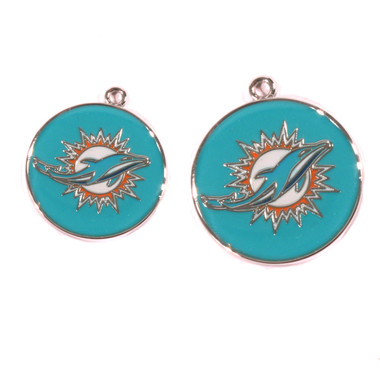 Miami Dolphins NFL Dog Tags With Custom Engraving