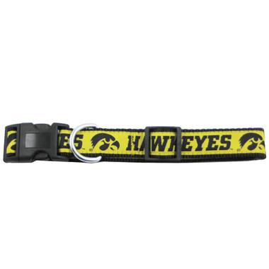 Iowa Hawkeyes  Dog Collar