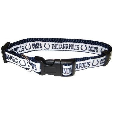 Colts Dog Collar