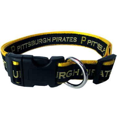 Pittsburgh Pirates Dog COLLAR
