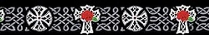 Celtic Cross Waist Walker