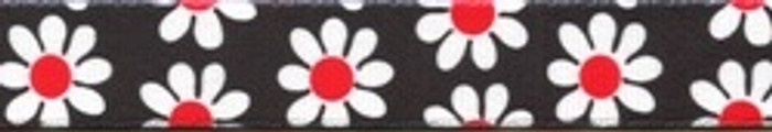 Black Daisy Waist Walker