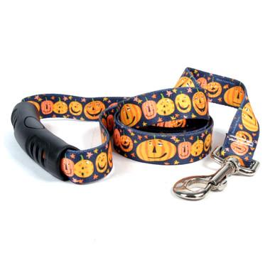 Pumpkin Party EZ-Grip Dog Leash