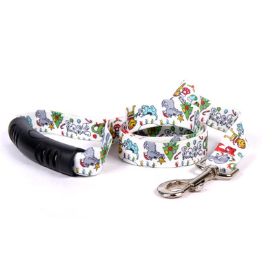 Christmas Dogs EZ-Grip Dog Leash