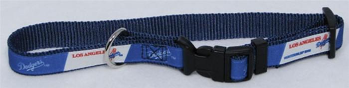 Los Angeles Dodgers Premium Pet Collar