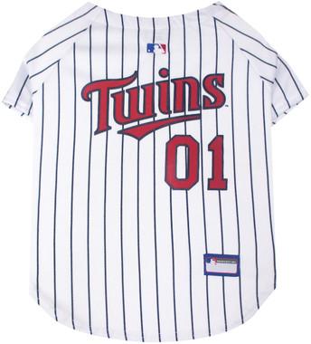 Minnesota Twins MLB Pet JERSEY