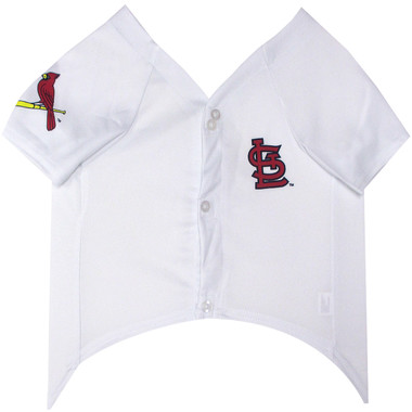 St. Louis Cardinals MLB Pet JERSEY