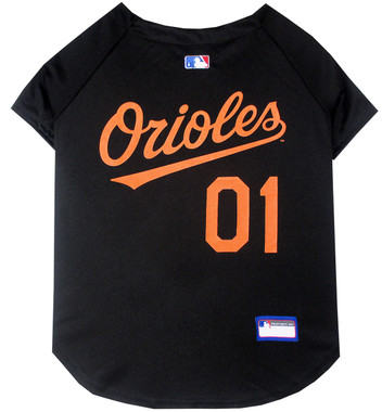 Baltimore Orioles MLB Pet JERSEY