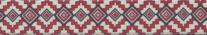 Aztec Red Waist Walker