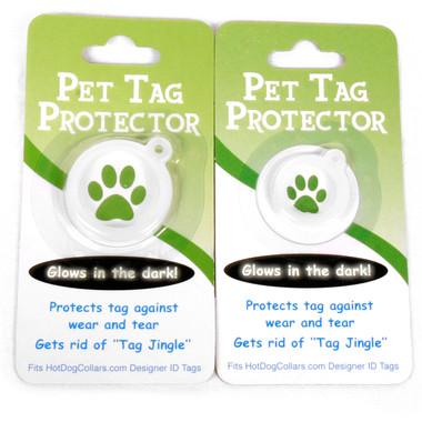 Multi Stripe HD Pet ID Tag