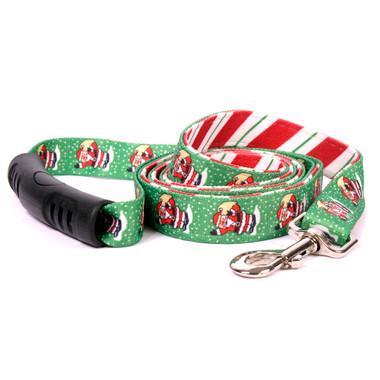 Santa Claus Uptown Dog Leash