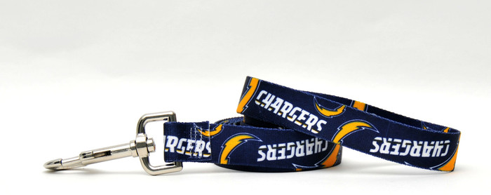 San Diego Chargers Logo Dog Leash